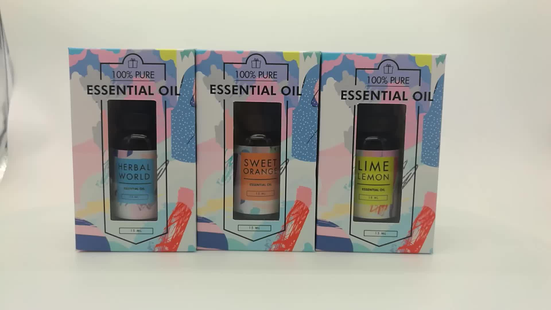 Aromatheropy natural essential oil 100% pure & aromatheropic skin care