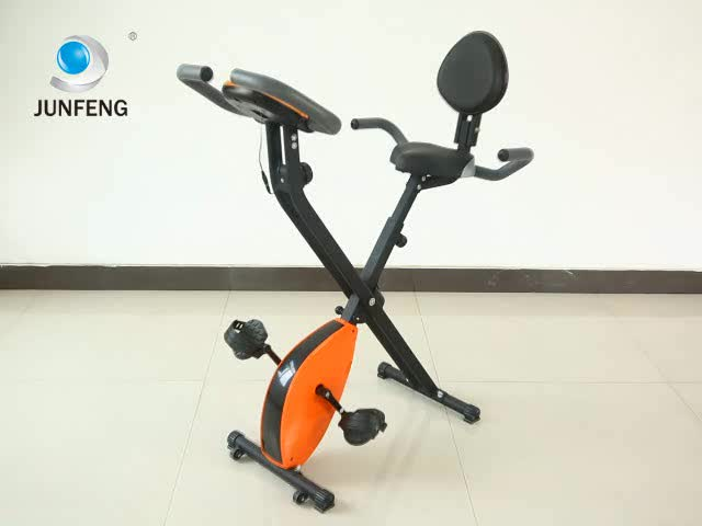 Folding X Magnetic Exercise Bike/ Spinning Bike For Home Use and body fit spinning bike