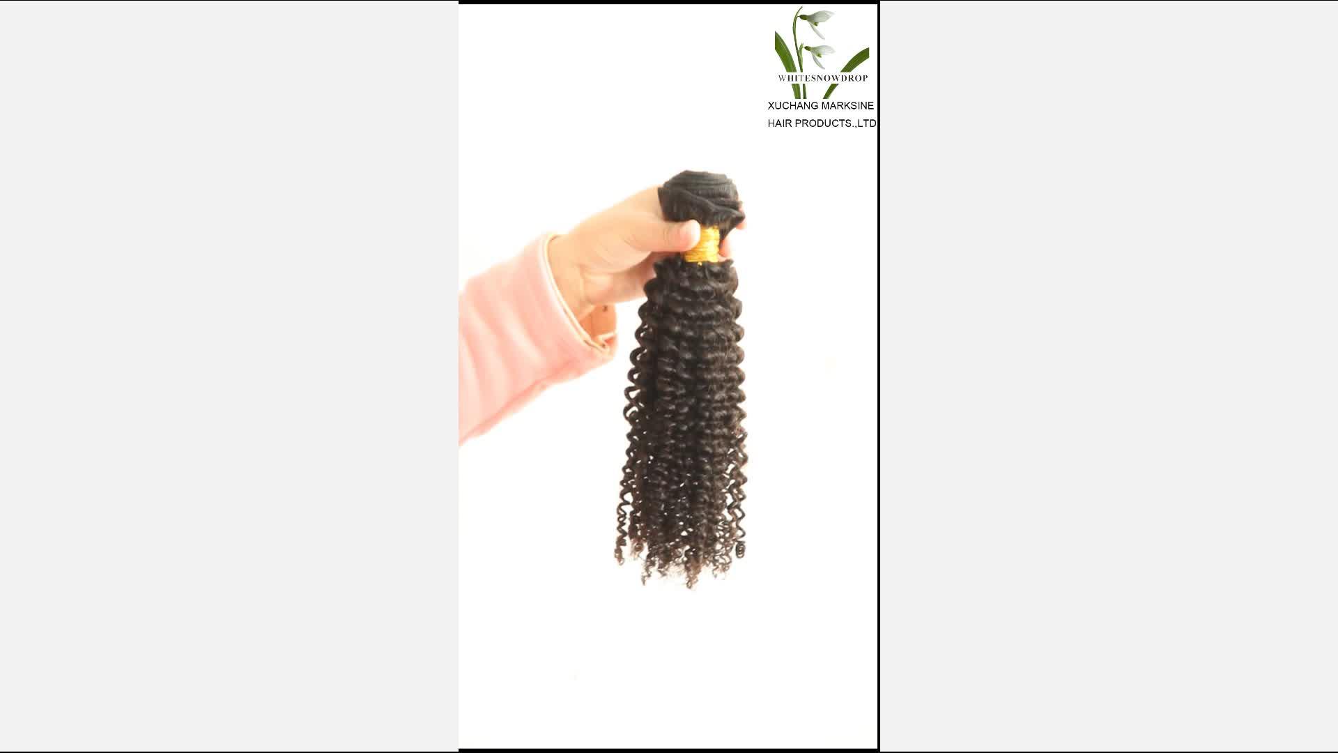 Xuchang Peruvian Brazilian Nigeria Mink Malaysian Filipino Curly Human Hair Weave 100% Virgin Most Expensive Remy Hair