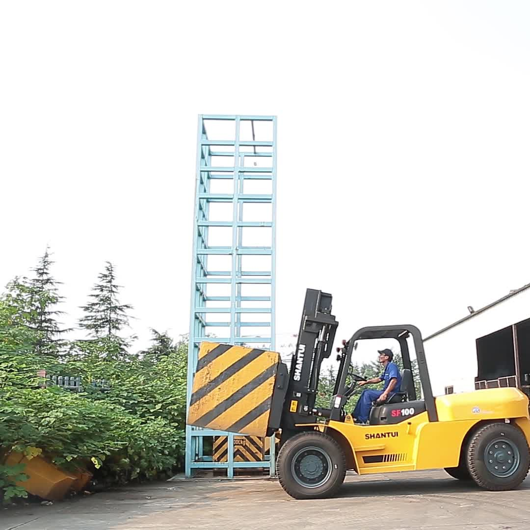10 Ton Fork Lift : Ton forklift price with optional solid tires