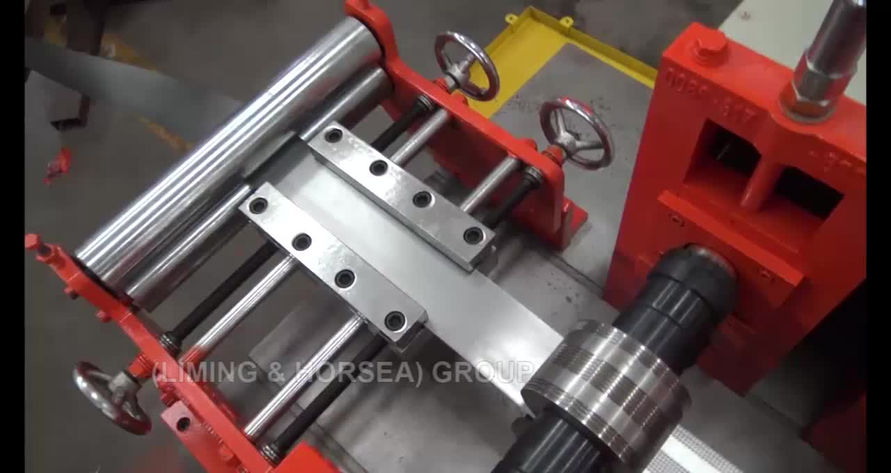 C Z Purlin Roll Forming Machine Ceramic Tile Making Machine Steel Profile Roll Forming Machine