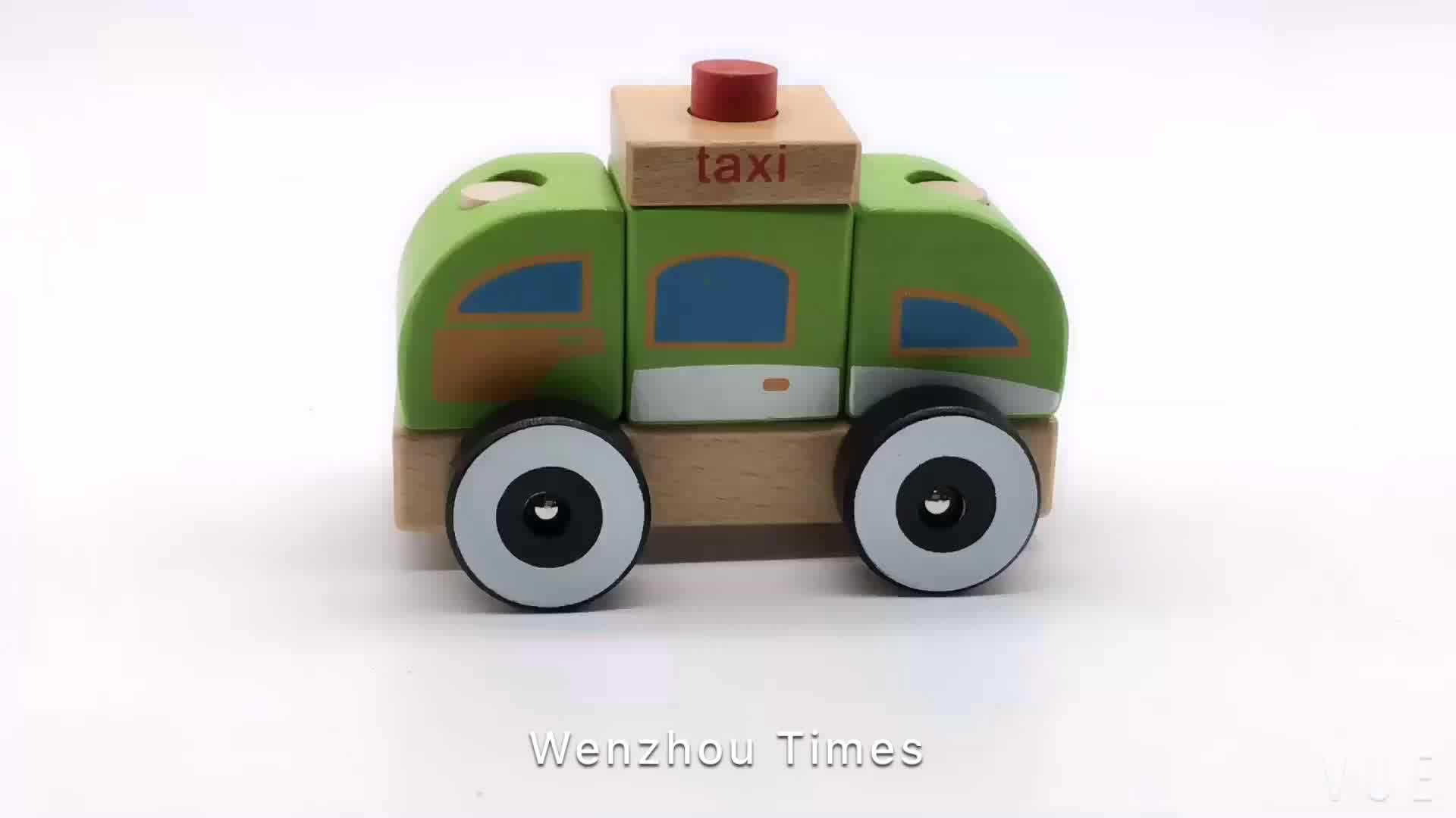 Großhandel mode kinder drag holzspielzeug kinder drag holzspielzeug W05C010