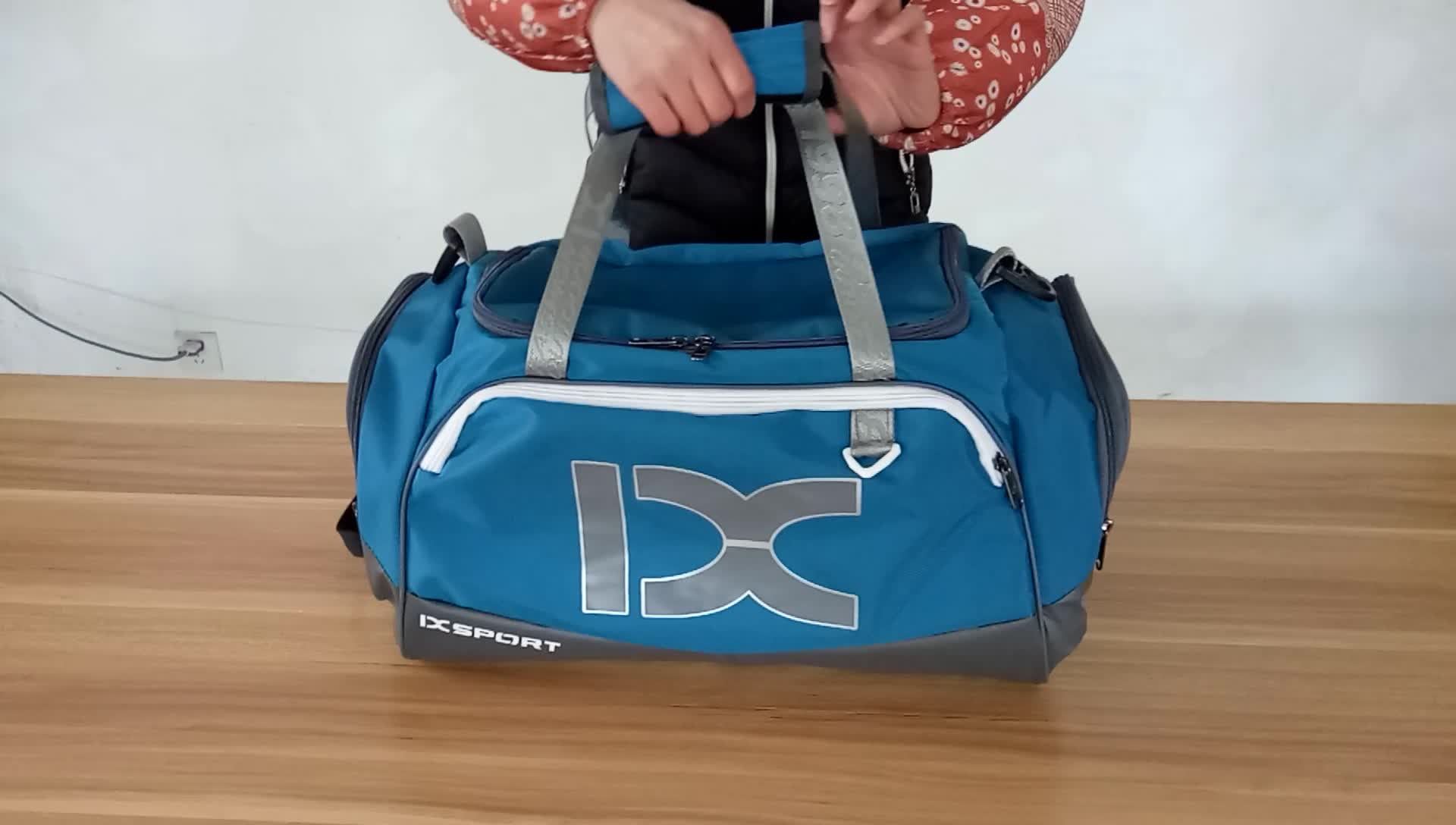 74d71a4bad49 Mens Gym Bag With Shoe Compartment India