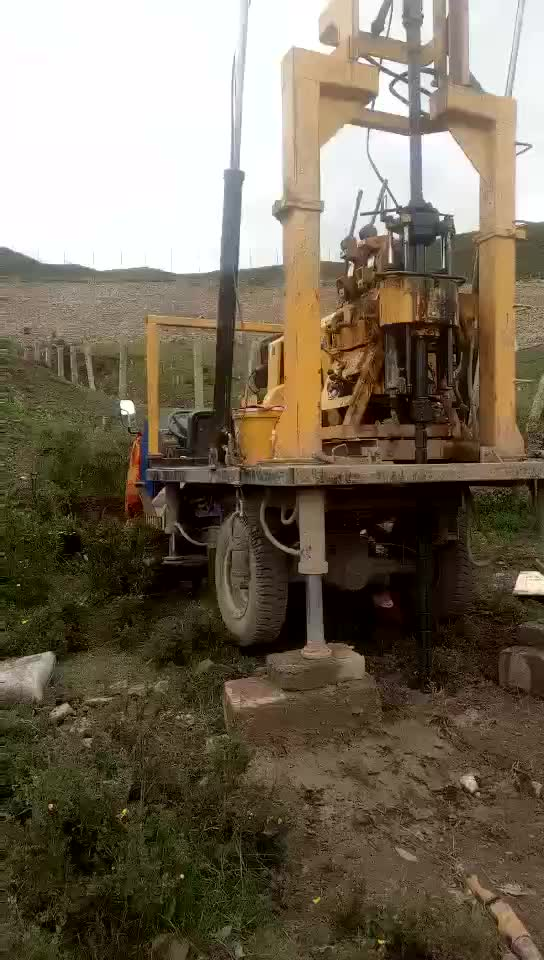 XY-3 Borehole Hydraulic Portable Water Well Drilling Rig Machine Rig Price