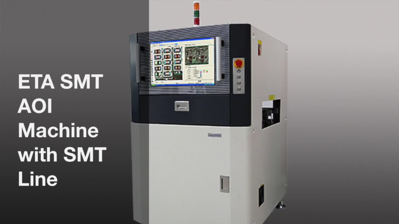 High Resolution SMT 3D AOI Machine,SMD Inspection System for PCBA