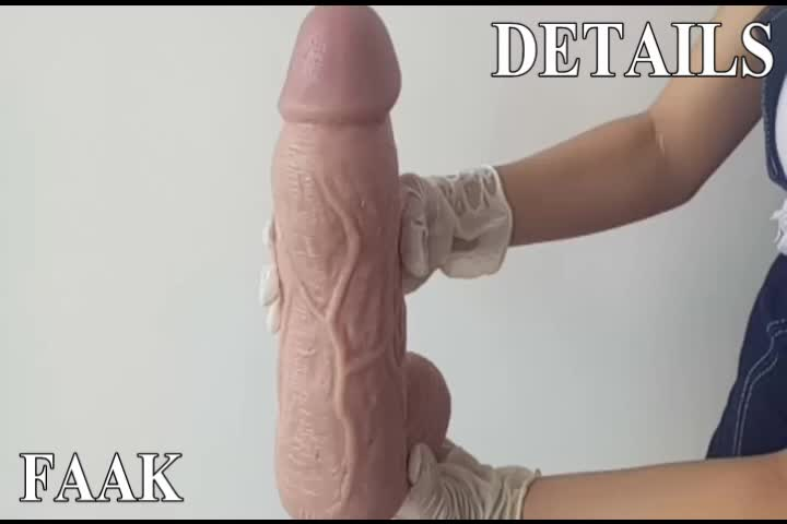 huge dildo machine