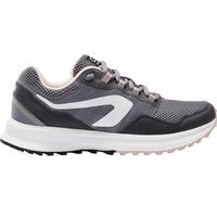 迪卡侬跑步鞋女运动鞋秋季新款透气轻便缓震跑鞋学生休闲女鞋WSKS