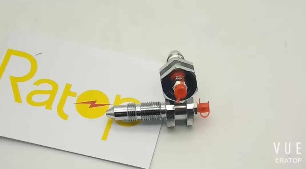 High quality PC130 203-30-42260 fuel feeding valve grease fitting