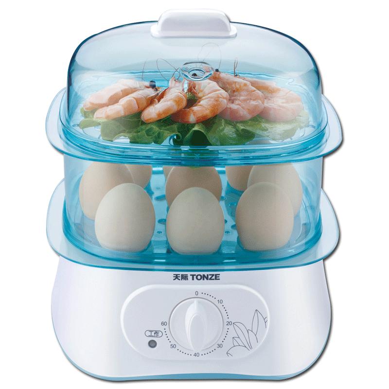 tonze /天际dzg-w30q双层煮蛋器