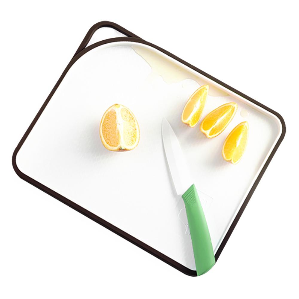 瑞士罗娅菜板砧板家用水果婴儿辅食案板小宿舍切菜板占板双面可用