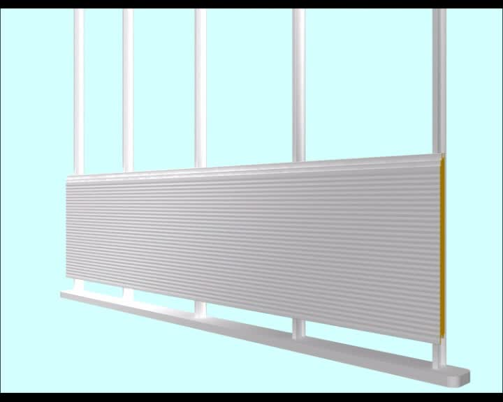 Types Of Foam Insulated Wall Panels : Heat insulation foam filled wall panels with high quality
