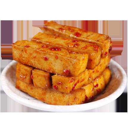 网红q弹手磨小零食小吃散装豆腐干