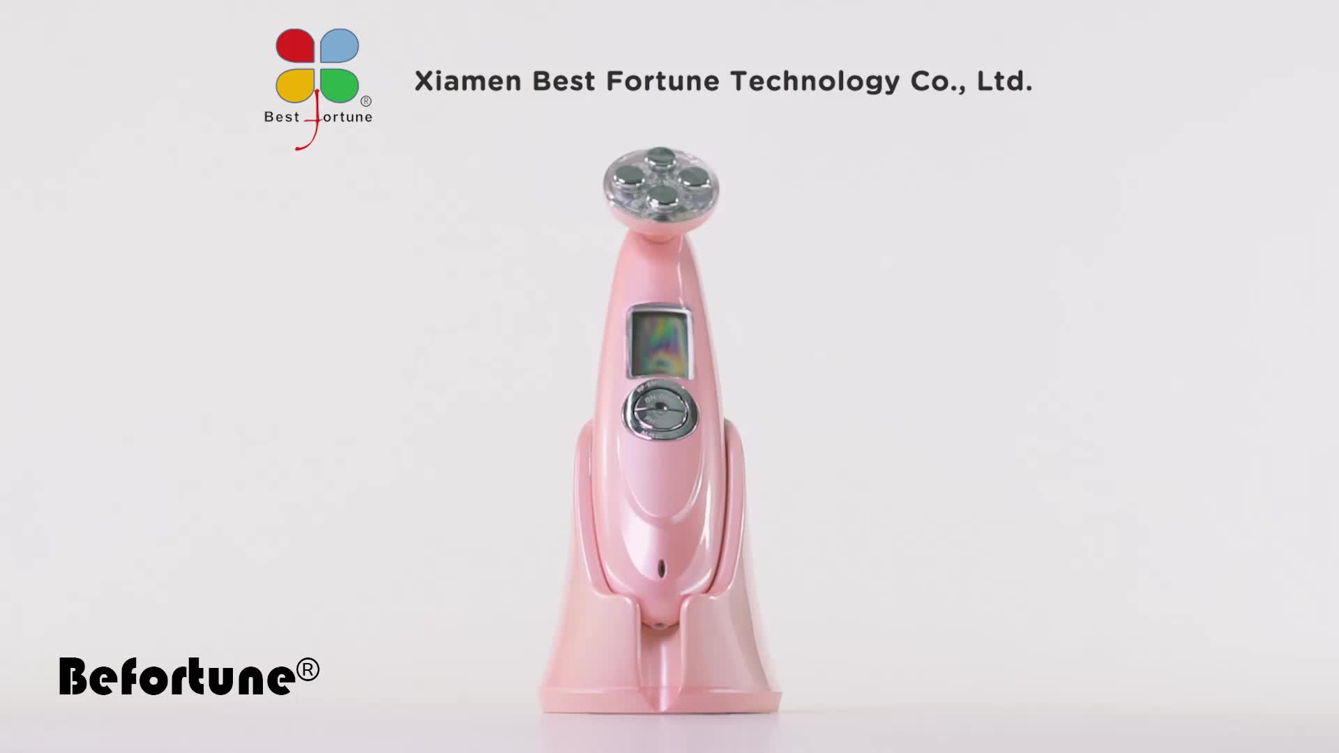 RF No Needle Electroporation Mesotherapy Beauty Machine Portable