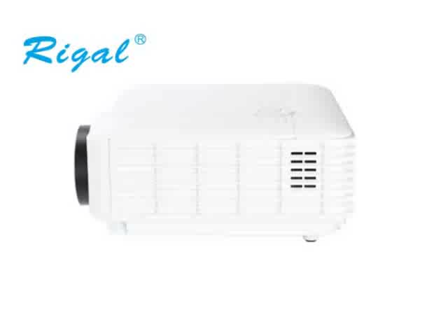 3D HD support 1080p digitial mini led projector for home entertainment