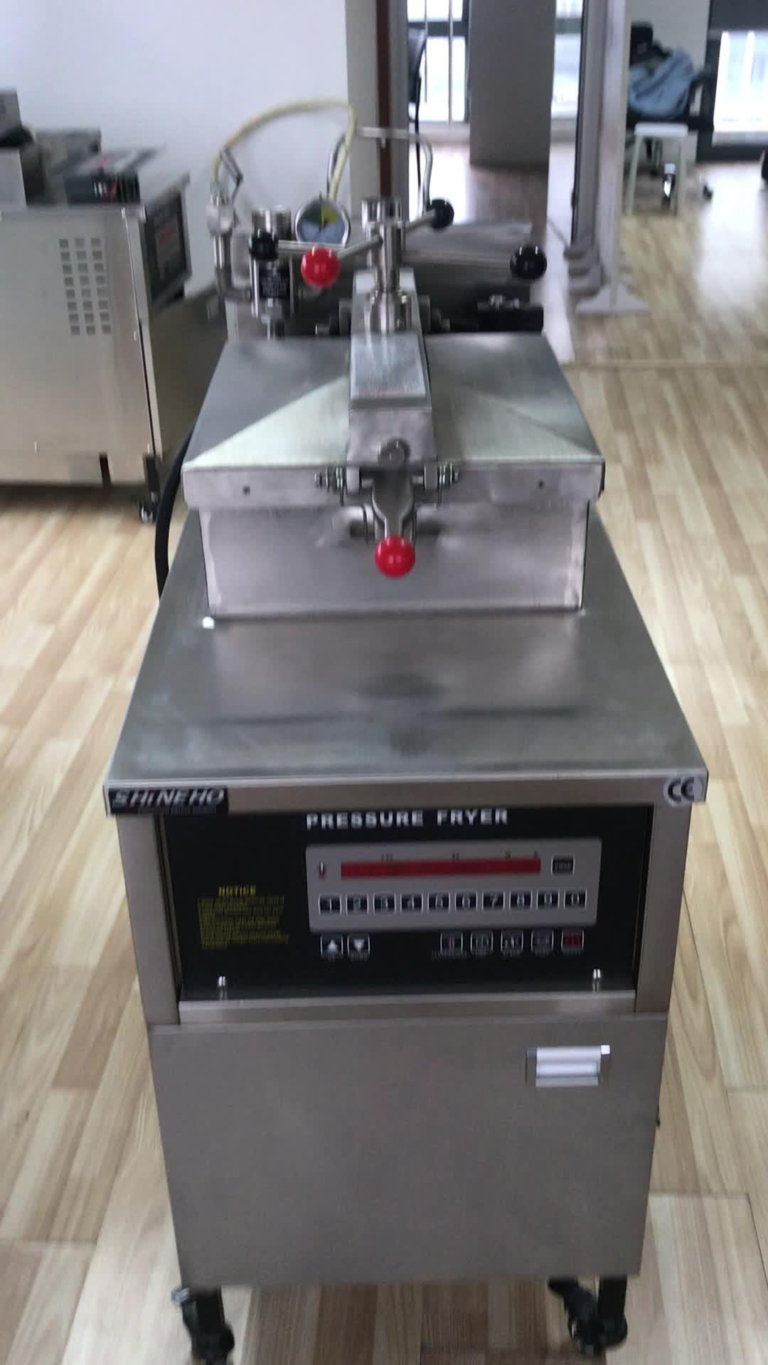 P007 briet Hühnermaschine / Penny-Fritteuse / KFC-Hühnchen-Bratmaschine