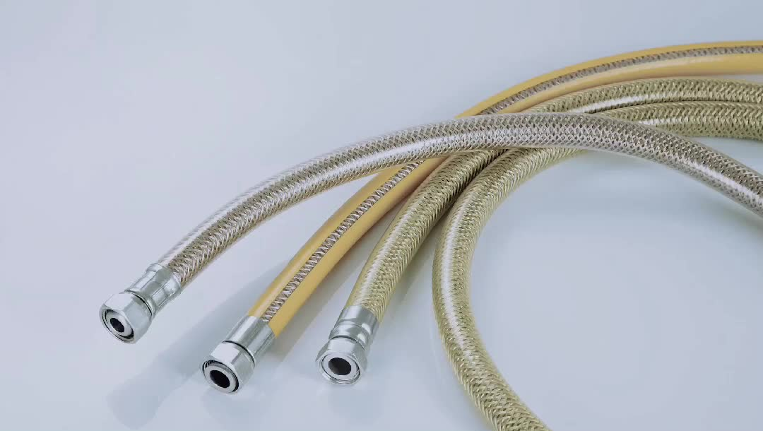 Stainless Steel High Pressure Flexible Pvc Gas Hose Buy Pvc Gas Hosenatural Gas High Pressure Hosestainless Steel Flexible Gas Hose Product On