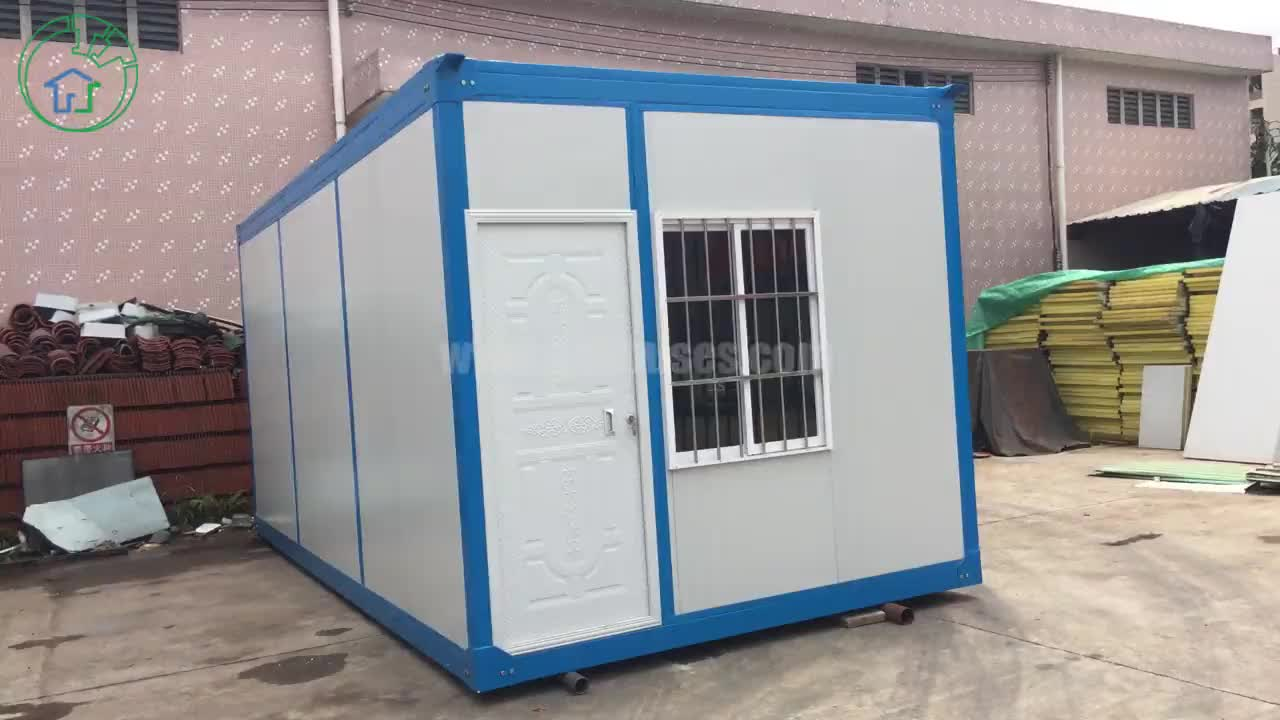 top sale 20 u0027 container kit homes made in china low cost european