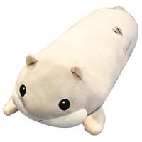 仓鼠暖手公仔毛绒玩具长条睡觉抱枕值得购买吗