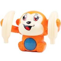 翻滚猴益智声光电动翻斗小猴子玩具评价如何