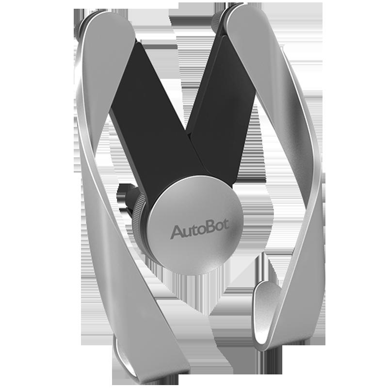 车载手机固定支架卡扣式创意通用型
