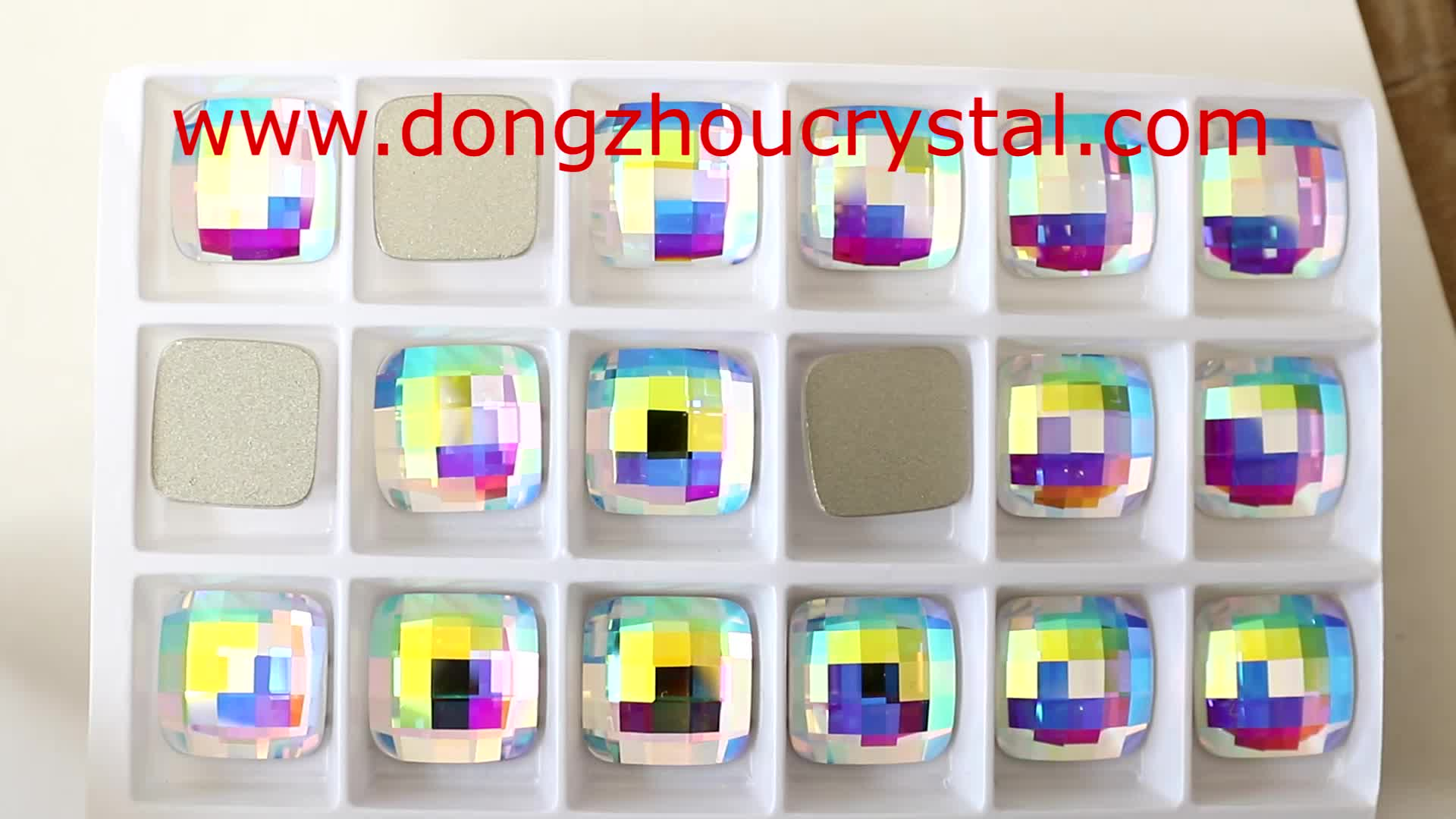 net cover square flatback crystal jewelry stones for bag and jewelry design