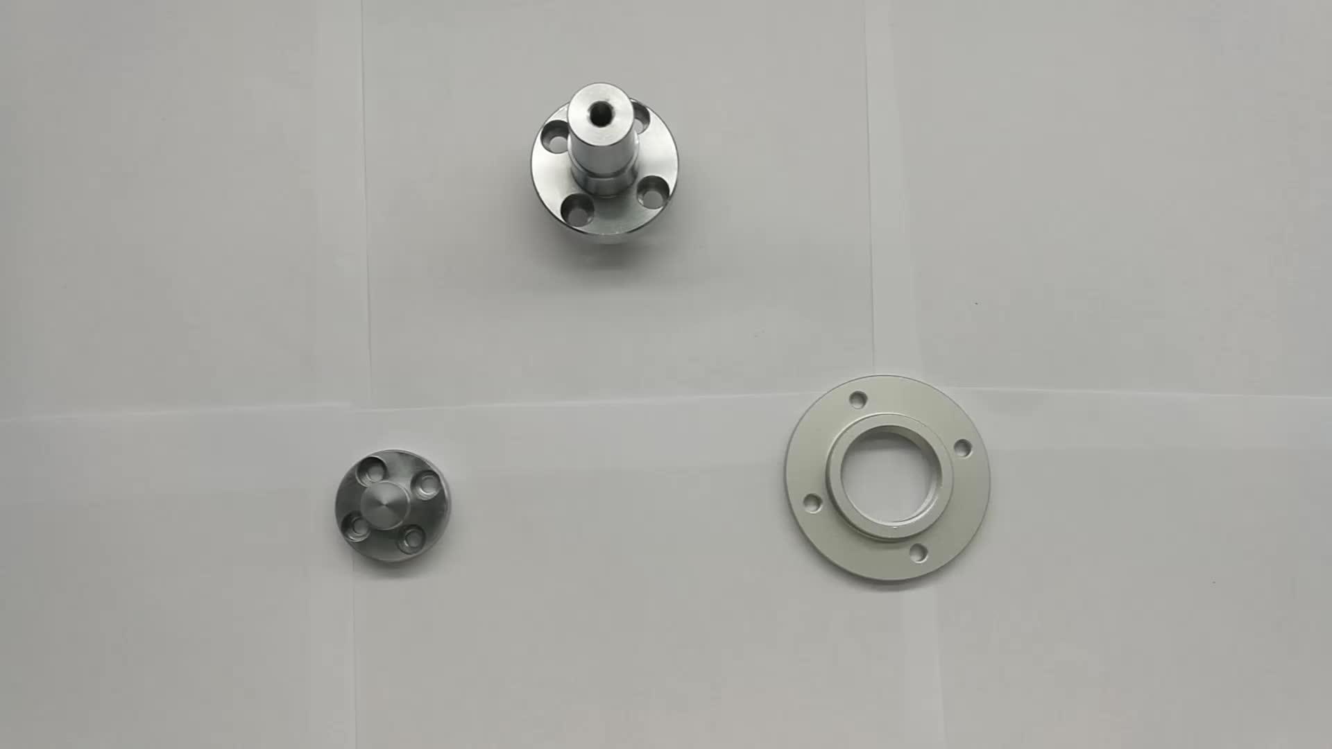 Factory manufacturer cnc machined aluminum precision parts of 2024 6061 7075