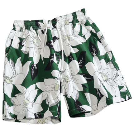 套装男夏季潮流韩版夏威夷宽松沙滩