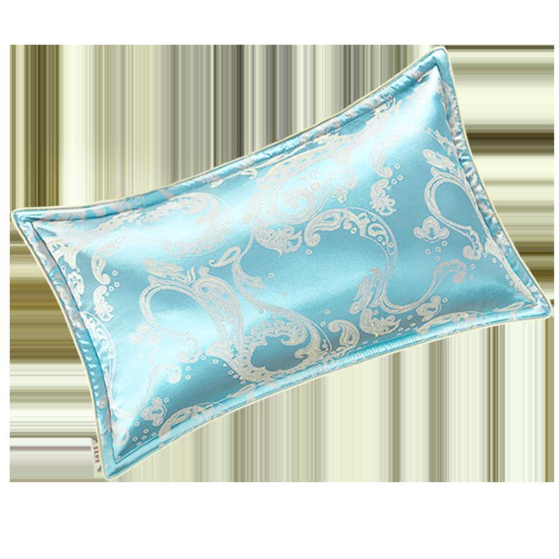 决明子枕头全填充夏天凉枕荞麦皮护颈椎助睡眠家用枕芯眠双人对枕