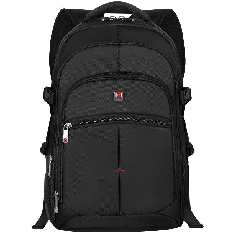 大容量男士双肩包时尚潮流旅行电脑背包女高中初中学生书包小学生