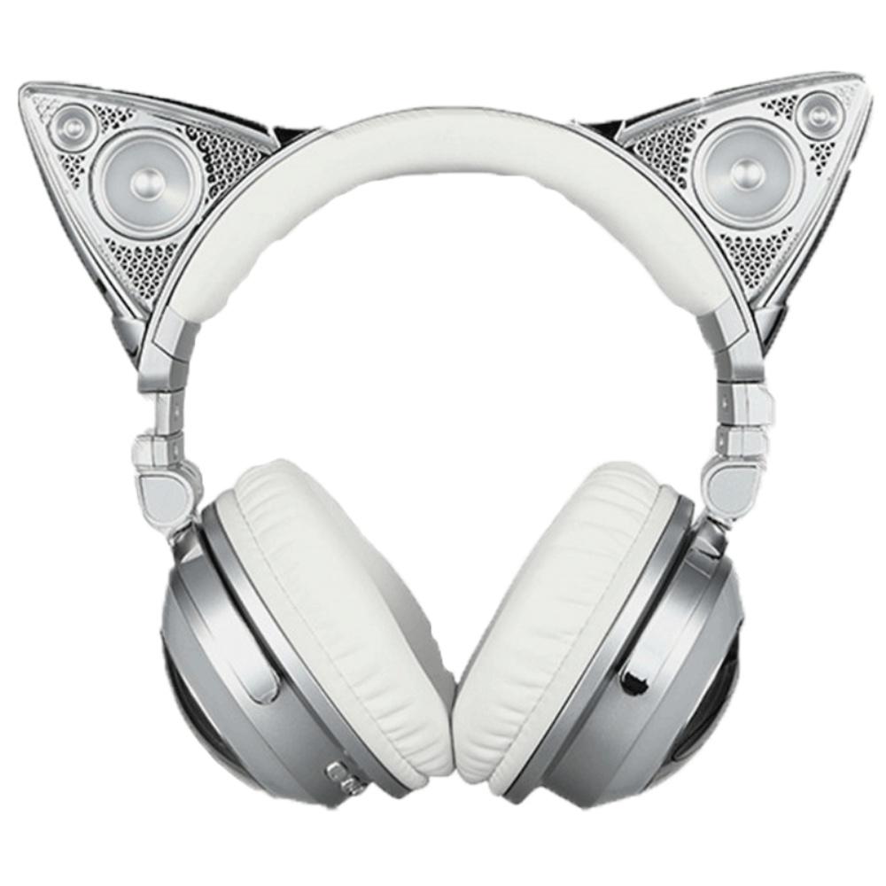 美国brookstone猫耳无线头戴式耳机质量如何