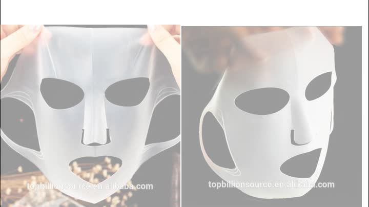 Japon visage wrap perfectrice masque en silicone