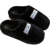 男士家居秋冬季室内低包跟棉拖鞋评价如何