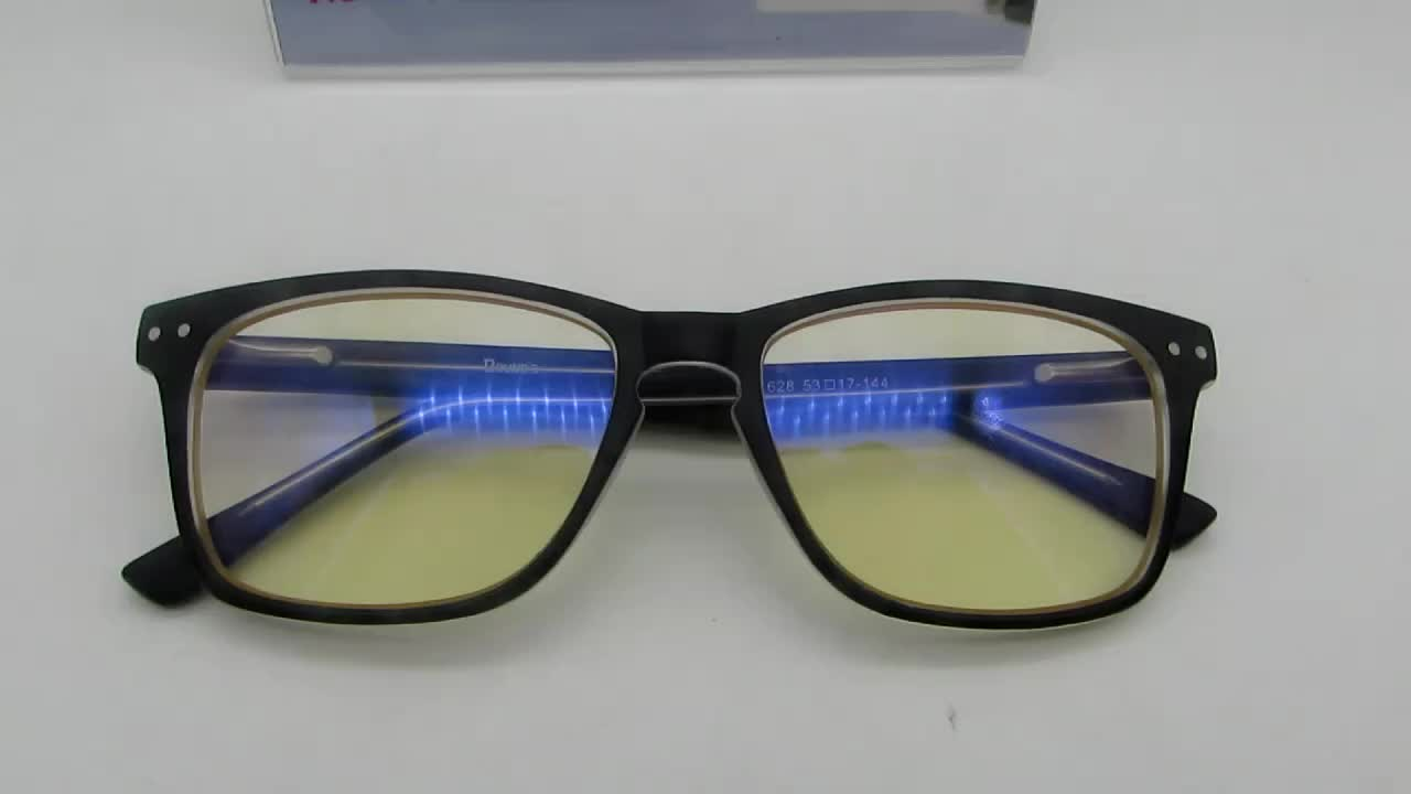09324aebba3b Better Sleep Blue Light Blocking Computer Glasses Anti Blue Light Filter  Glasses