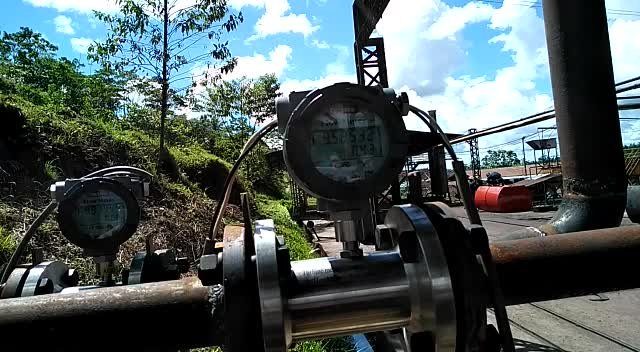 With Filter Turbine Flowmeter Vortex Flow meter