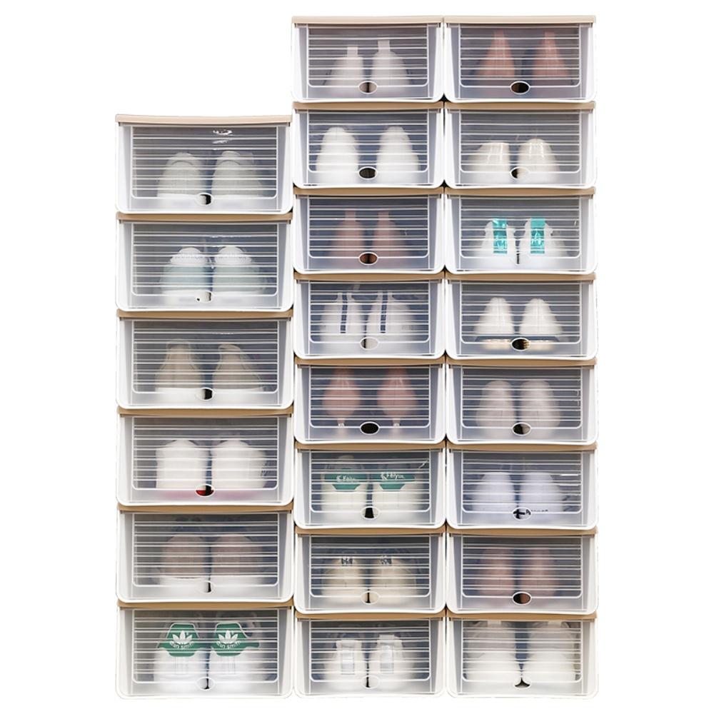 透明收纳神器省空间整理箱收纳盒好用吗