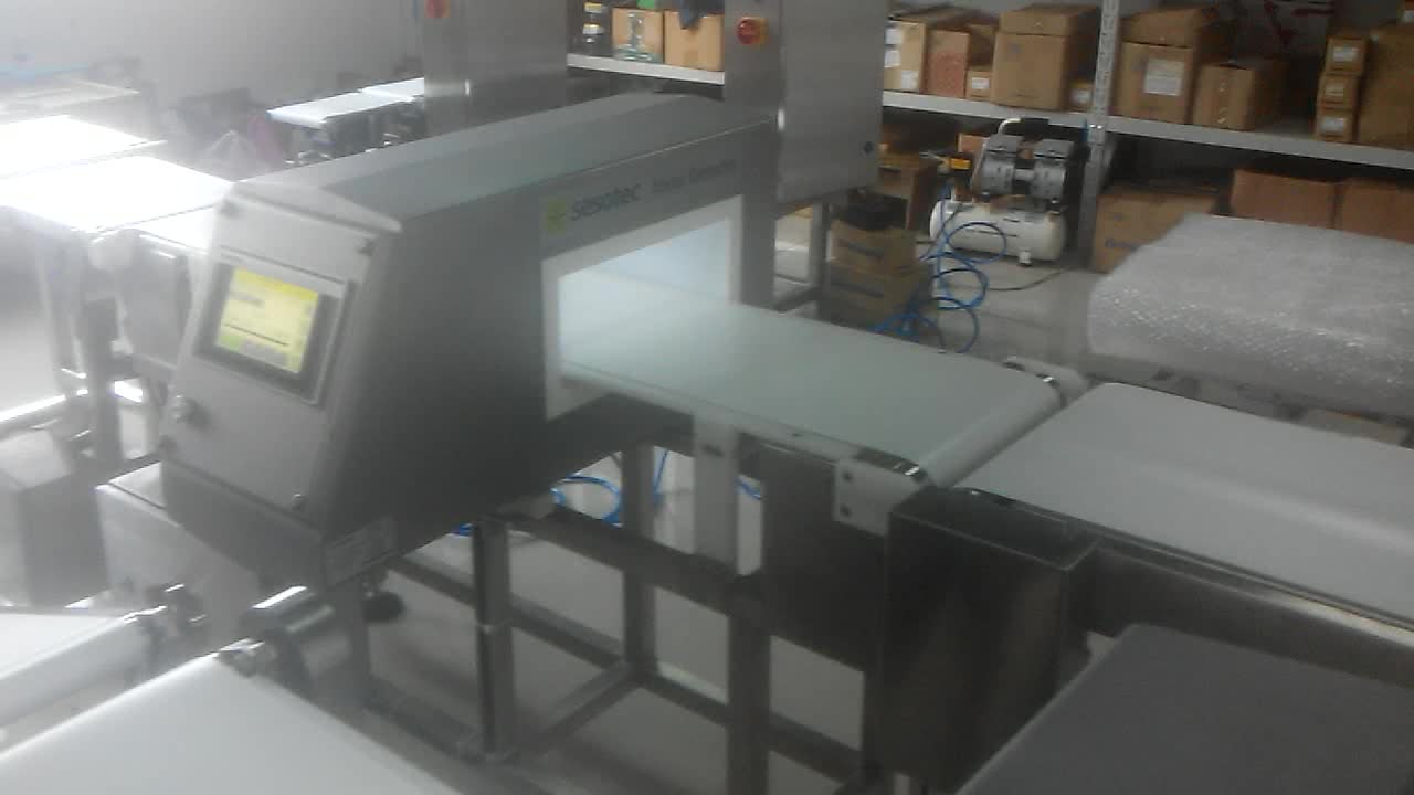 Combine Metal Detector And Checkweigher For Food Packages ...
