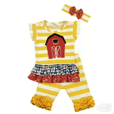 Girls Wholesale Boutique Clothing Baby Clothes Wholesale Children's Boutique Clothing