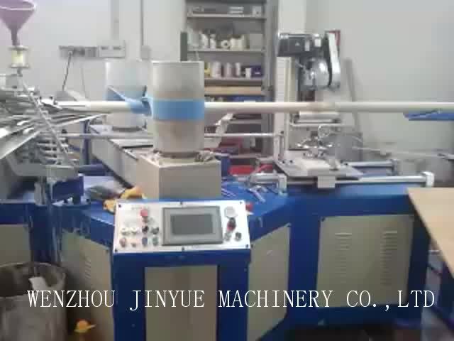 50B type spiral paper tube core rolling machine for packaging industry