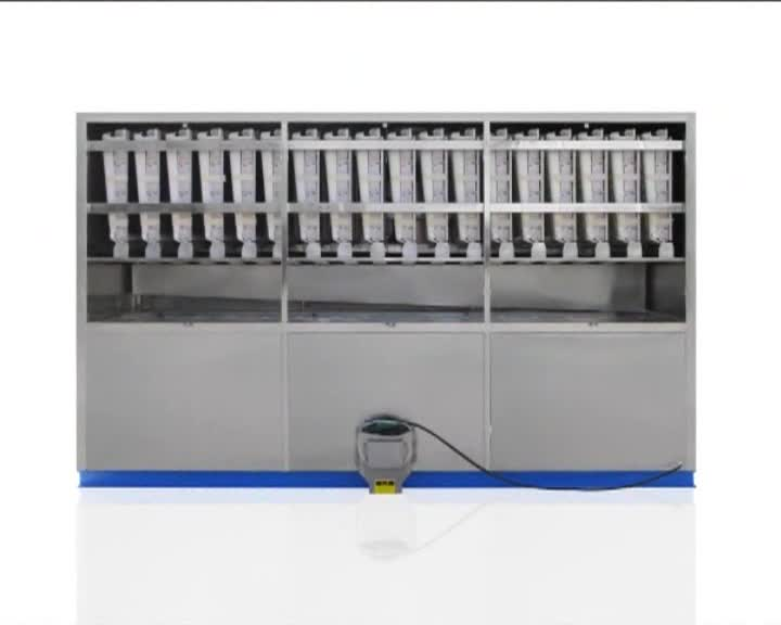 12v ice maker 5 tons/day cube ice makers for drinking