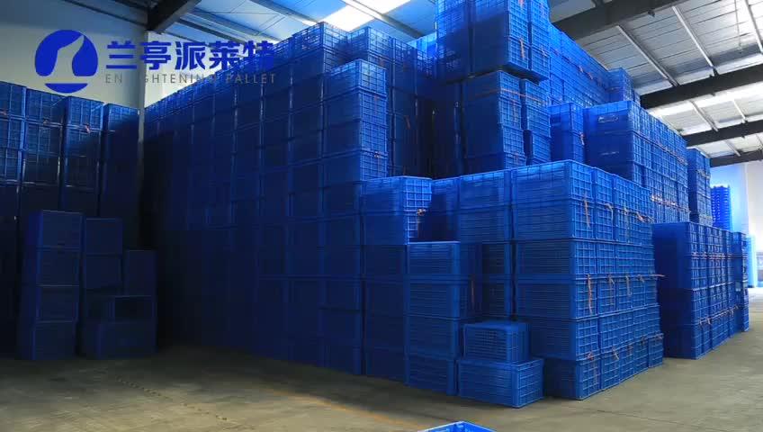 सुपरमार्केट के लिए अनुकूलित सुरक्षा रोटी प्लास्टिक टोकरा