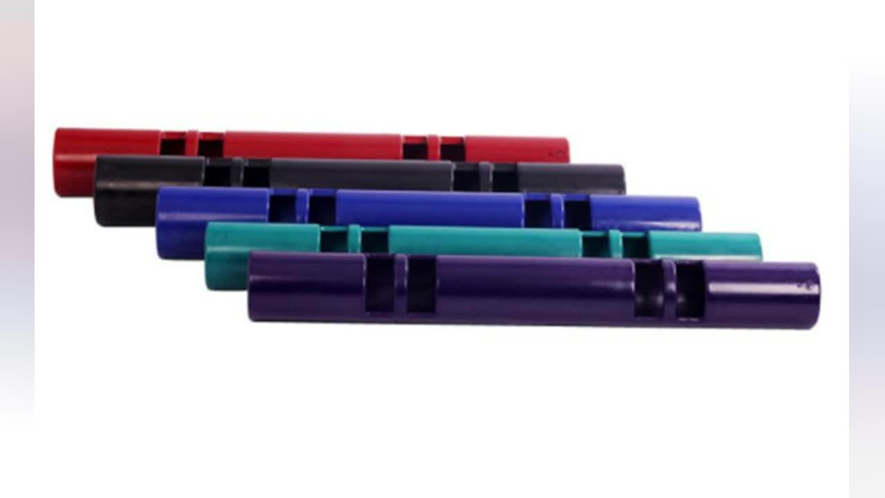 Durable Rubber Fitness Tube Vipr Training Barrel Weight Lifting Bar 8kg