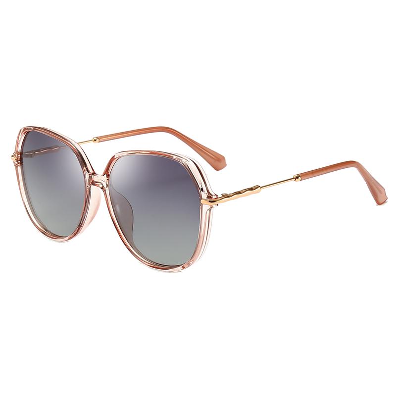 觅时2020新品时尚太阳镜女大框偏光墨镜潮韩版网红防紫外线眼镜