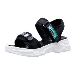 老爹凉鞋2021年夏季新款平底女鞋