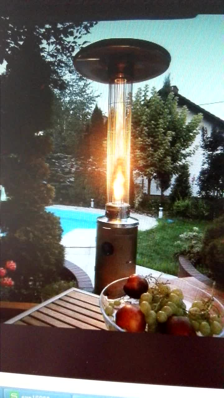 patio heater residential heaters gas sumatra electric pin outdoor portable