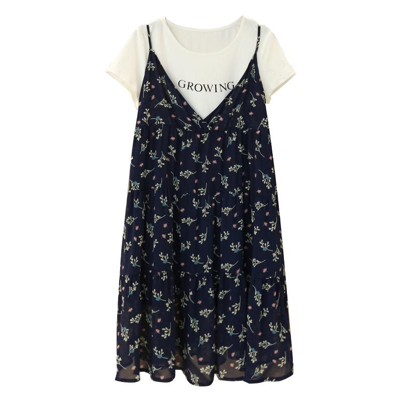 夏装2021新款孕妇夏两件套装孕妇裙好用吗