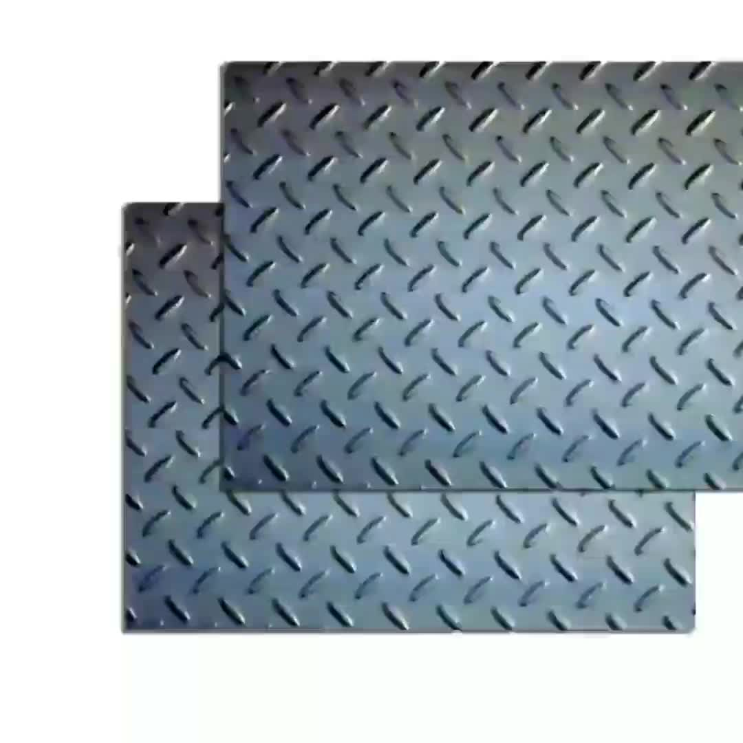 Zhen Xiang deep pattern with chrome chisel tool steel galvanized checkered plate