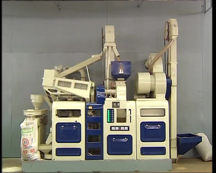 combined rice mill parboiled compact rice mill machine CTNM18