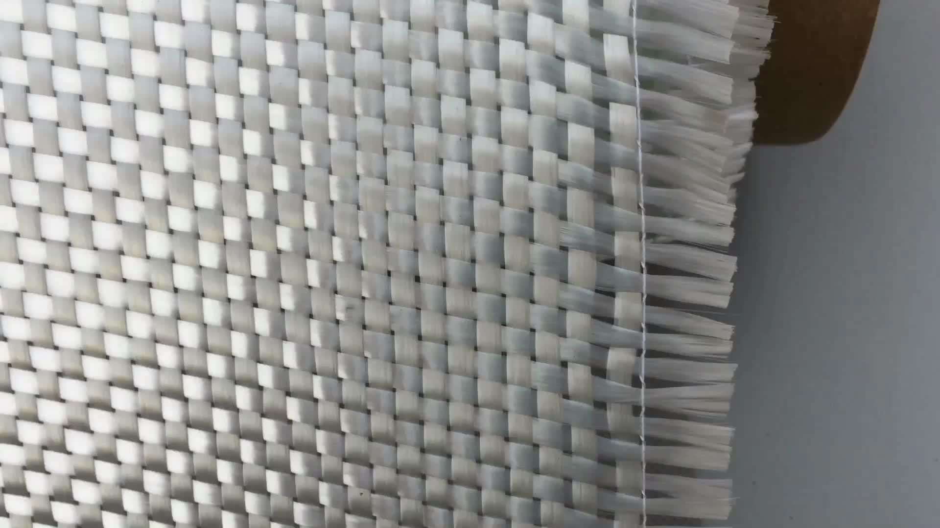 จีนผู้ผลิตเรือทำ Jushi ฉนวนกันความร้อน E-Glass C Glass fibra ธรรมดาไฟเบอร์กลาสผ้าทอ roving