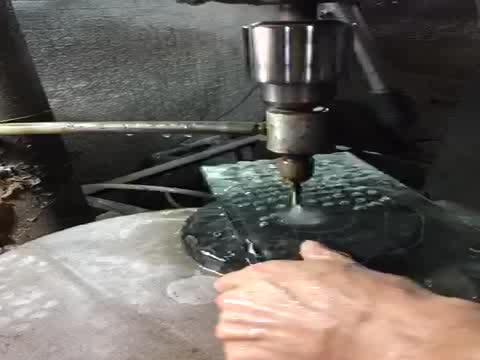 All Sizes Glass Drilling Hole Saw Diamond Core Drill Bit