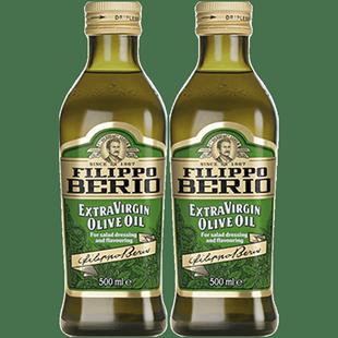 翡丽百瑞特级初榨橄榄油礼盒食用油